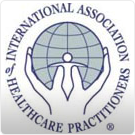 The International Association of Healthcare Practitioners logo